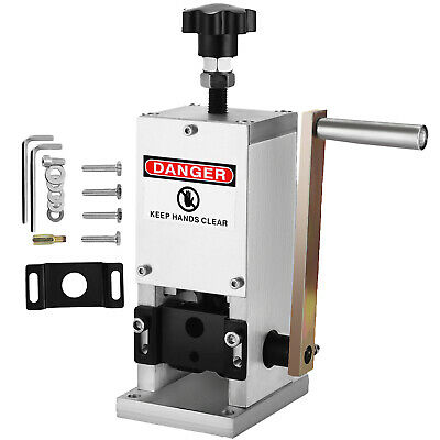 Cable Wire Stripping  Machine Recycle Tool Drill Operated Copper Stripping