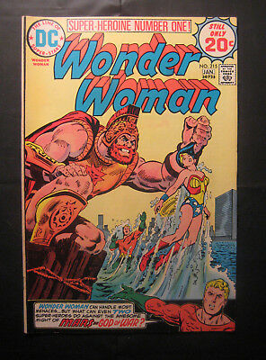 Wonder Woman #215, 1974 (Vf-)