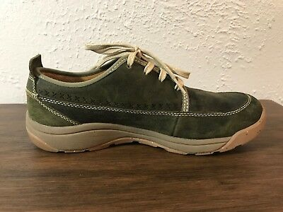 7c9f9ea8a112 Chaco Everett Shoes Mens 7 J104833 Dusty Olive Suede Leather Waterproof