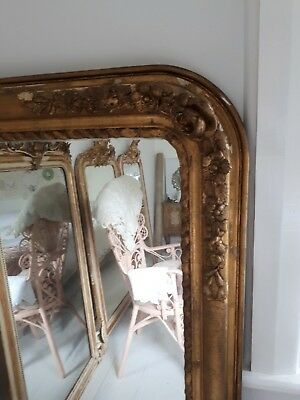 ~ To die for french mirror ~ Flowers ~ Louis Phillip