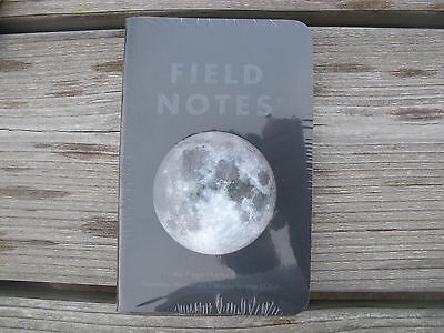 Field Notes Lunacy Memo Books Set Of 3 Limited Edition Sold Out New In Wrapper
