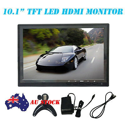 10.1 Inch Touch Screen LCD Monitor 1280 x 800 Resolution VGA HDMI USB IN For PC