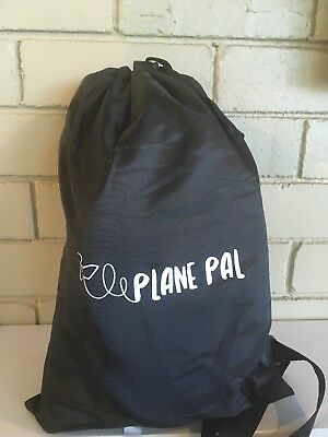 NEW Plane Pal Full Kit (inflatable pillow, pump & backpack) Free Aus postage