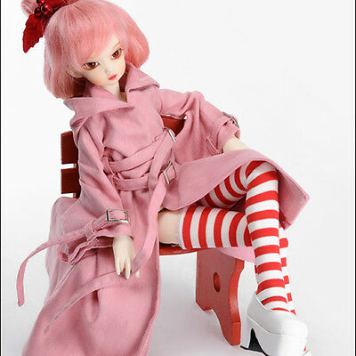 Coxie Band Stocking Dot-Pink Dollmore BJD SD SIZE