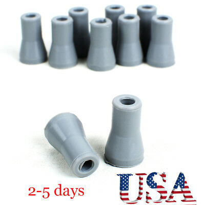 US 10 Dental Weak SE Saliva Ejector Replacement Rubber Valve Snap Tip Adapter CE