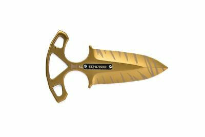 Shadow Dagger - Tiger Tooth -- Real CSGO Knife Skin Counter Strike GO - FadeCase