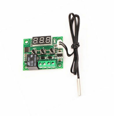 1PCS Controler Sensor Digital W1209 thermostat -50-110°C 12V NEW Temperature