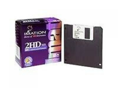 Imation Floppy Diskette