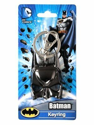 Monogram International DC Batman Mask Pewter Key Ring