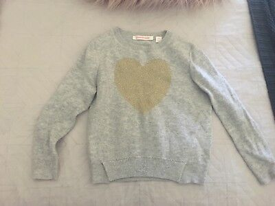 Size 4 Girls Country Road Knitted Jumper