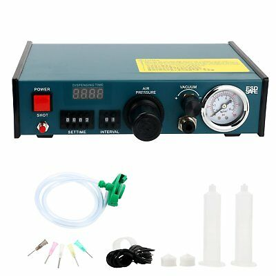 Solder Paste Glue Dropper Liquid Auto Dispenser Controller 983A US Free Ship