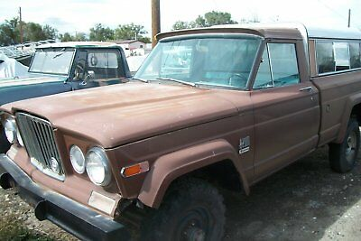 1970 Jeep Other  1970 jeep j2000 4x4 pickup