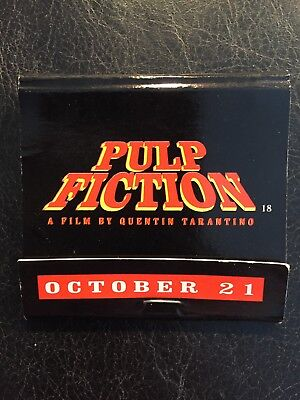 Image result for Pulp Fiction Matches UK
