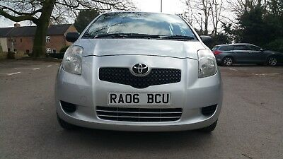 2006 Toyota Yaris 1.0 T2 VVT-I 5D 69HP ONLY 53,000 Miles