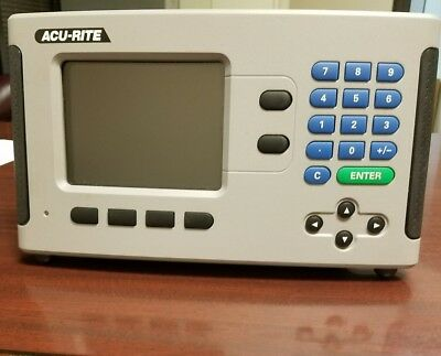 AcuRite Digital Readout 2-Axis DRO Display Unit 532882-02