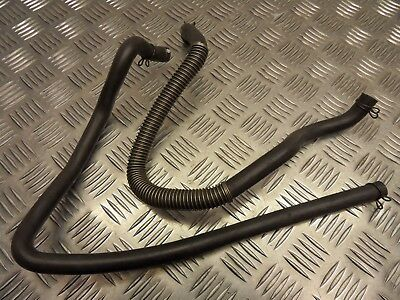 Honda FMX 650 Air injection control valve pipes 2005 to 2009