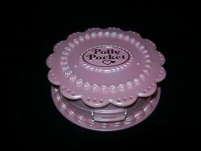 USED Vintage Polly Pocket Birthday Surprise 1994 (No Dolls/Accessories)