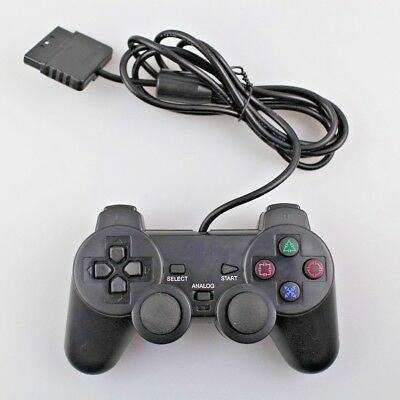 NEW Replacement Controller for Sony PlayStation 2 PS2 | FREE WORLDWIDE SHIPPING