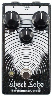EarthQuaker Devices Ghost Echo V3, Vintage Voiced Reverb, NEW