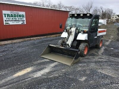 2005 Bobcat 5600 Toolcat 4x4 Diesel Utility Vehicle w/ Loader! Coming in Soon!
