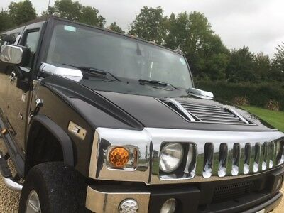 Hummer H2 Limousine Limo Coif In Black 16 Seater