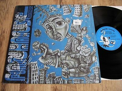 """RA SOUL, A LIL' SUMTHIN' SUMTHIN', US PANHANDLE 12"""" EP, 1999, RaSOUL, EXCELLENT"""