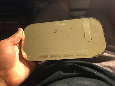 Nash Vintage Original Auto Parts Interior Mirror Part Old