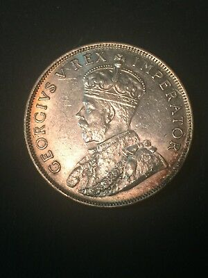 1936 South Africa 2 Shillings