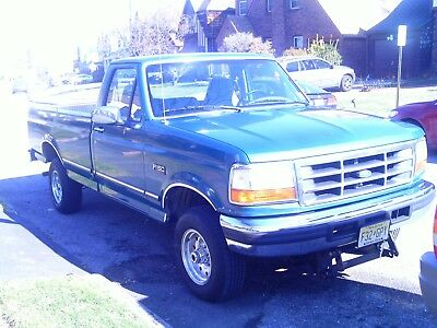 1996 Ford Other Pickups  1996 Ford Pick up truck
