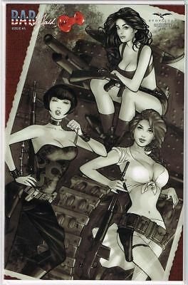 Bar Maid #5 Cover D Retailer incentive NM 2014 Zenescope - Vault 35