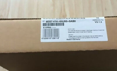 1PC Brand NEW IN BOX SIEMENS 6ES7414-4HJ00-0AB0