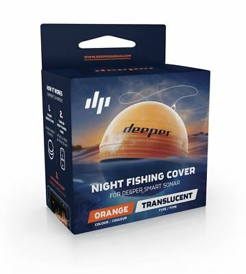 Deeper Night Fishing Cover (Orange), **BRAND NEW** Cover Only
