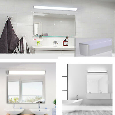 2 bulb bathroom vanity light fixture wall mount with plug in outlet rh picclick com Bathroom Vanity Light with Outlet Light Fixture with Electrical Outlet
