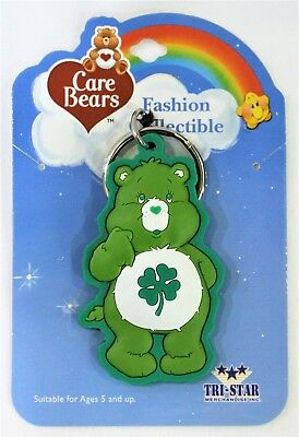 Care Bears Collectible Key Chain Good Luck Bear Key Ring