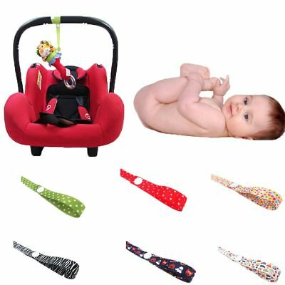 60cm Accessories Stroller Toy Strap Bind Belt Anti-lost Band Baby Cup Holder