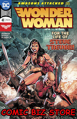 Wonder Woman #41 (2018) 1St Printing Bagged & Boarded Dc Comics Universe Rebirth