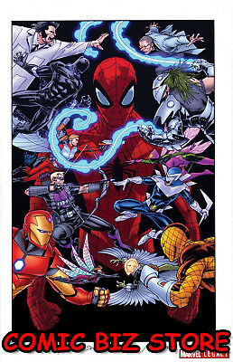 Peter Parker Spectacular Spider-Man #300 (2018) Scarce 1:25 Kubert Variant Cover