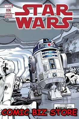 Star Wars #36 (2017) 1St Printing Bagged & Boarded Marvel Comics