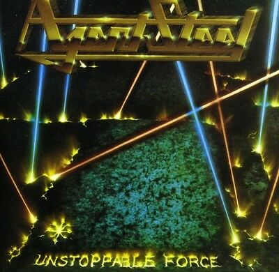 Agent Steel - Unstoppable Force (CD Used Like New)