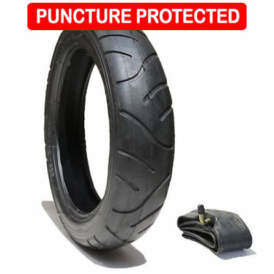 Tyre 255 x 50 plus inner tube and Puncture Protection - POSTED FREE 1ST CLASS