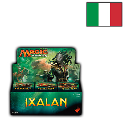 MTG: Ixalan - Box 36 Buste (IT)