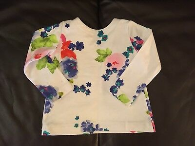 Joules Top Girls age 12-18 Months