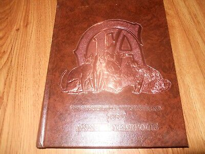 THE CAT FANCIERS ASSOCIATION  1987 YEARBOOK  (30th Anniversary)    HC