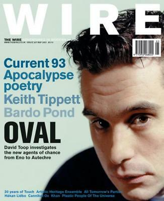 The Wire Magazine Issue 207 - May 2001 - Oval - Current 93 - Bardo Pond -Tippett