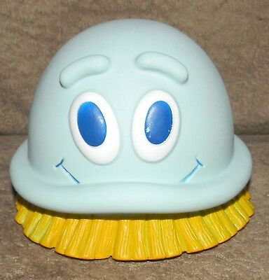 1989 Dow Scrubbing Bubble Figure Advertising Rubber Squeaker Toy