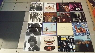 The Rolling Stones – The Rolling Stones Story - 12-LP Box,Booklet,Photos,Covers
