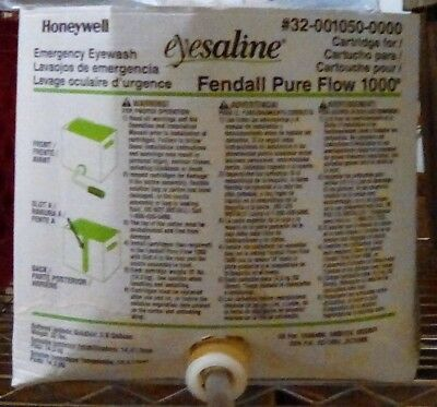 Fendall Pure Flow 1000 Eyewash Station Refill, 3.8 gal, $129.99 +FREE SHIPPING!