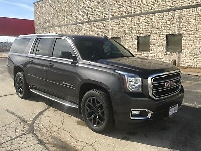 2016 GMC Yukon SLE Sport Utility 4-Door howroom condition, all maintenance up to date, all options, two sets of tires
