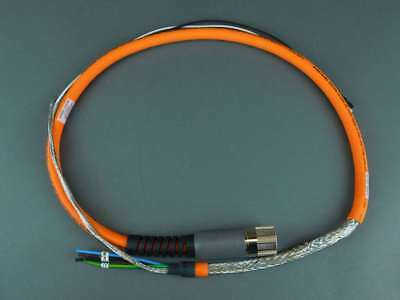 Allen-Bradley Motor Power Cable w/Brake Wires 2090-CPBM7DF-14AA01 - NEW Surplus!