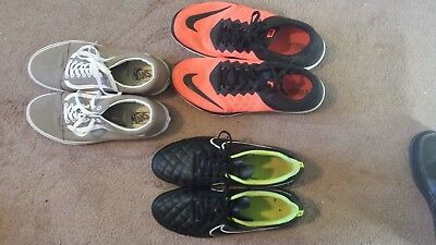 Men's Sneaker Lot of 3